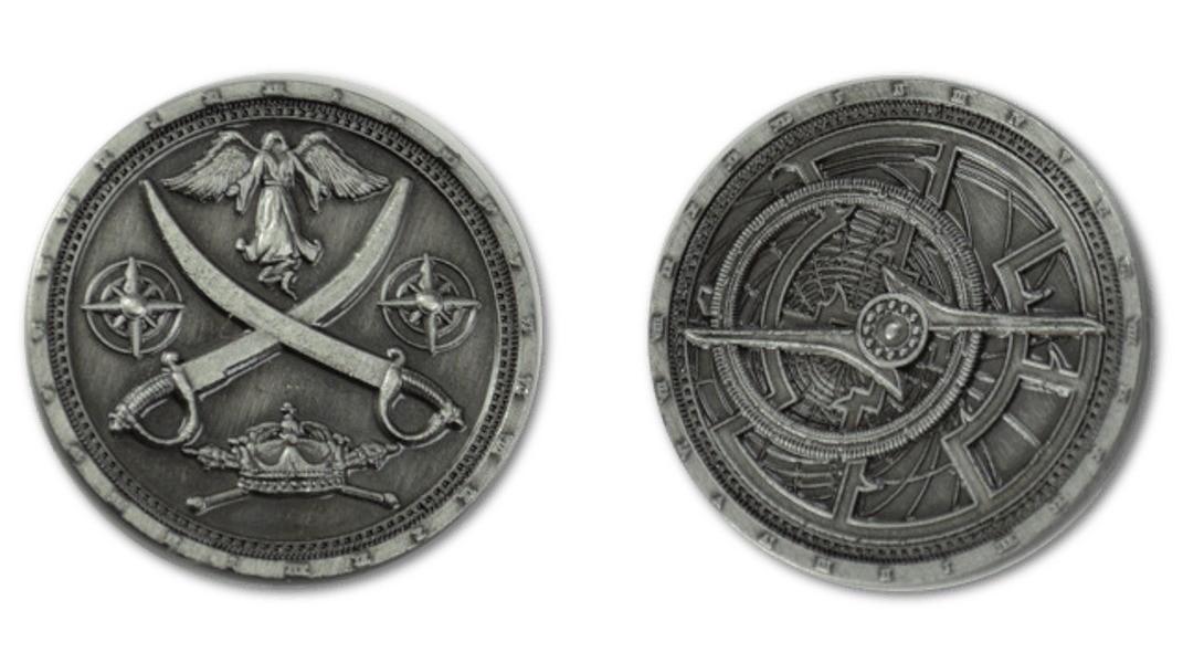 Piratenmünzen