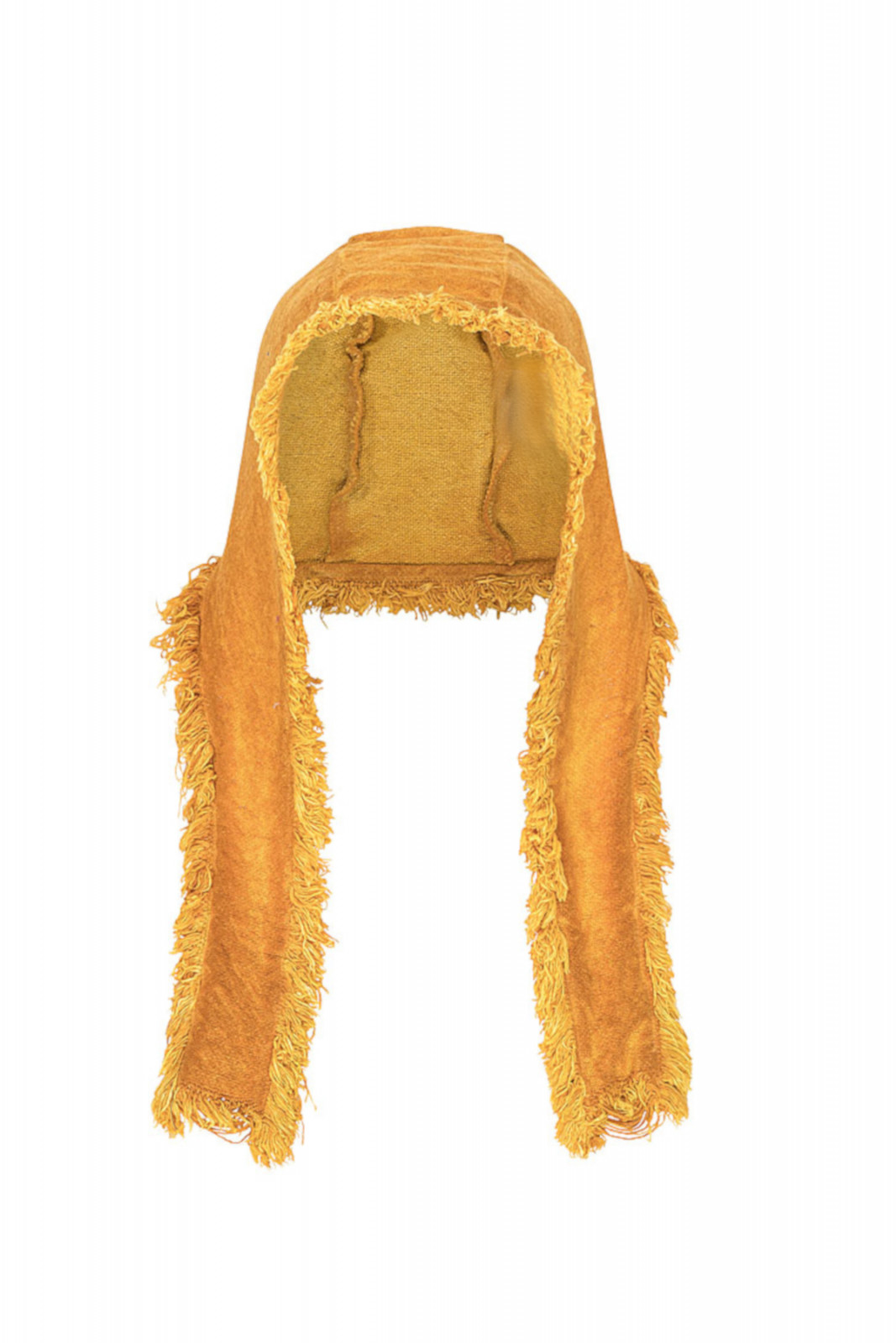 Josse - Bundhaube gelb