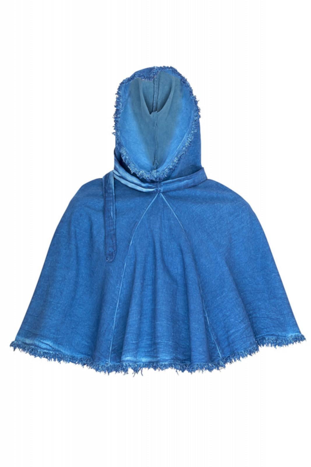 Hjalmar - Gugel blau