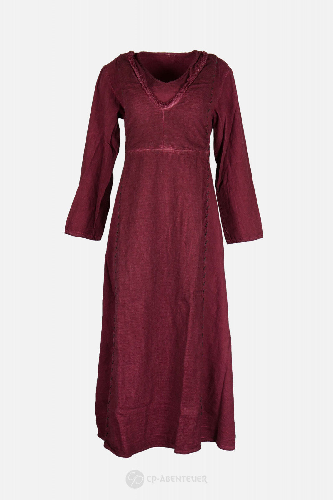 Lagertha - Kleid rot